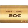 Carte Cadeau de 20€