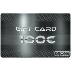 100€ Gift Card by mail