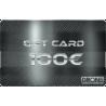 Carte Cadeau de 100€ par mail