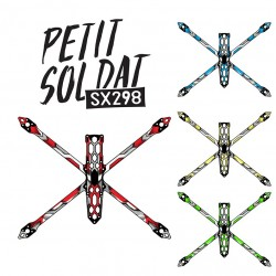Stickers for SX298 frame