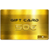 50€ Gift Voucher by email