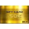 Code Cadeau de 50€