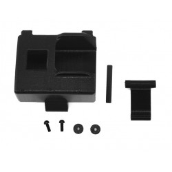 Support GoPro Hero 8 Cinématique variable 5° à 40° pour Bando Killer - TPU by DFR