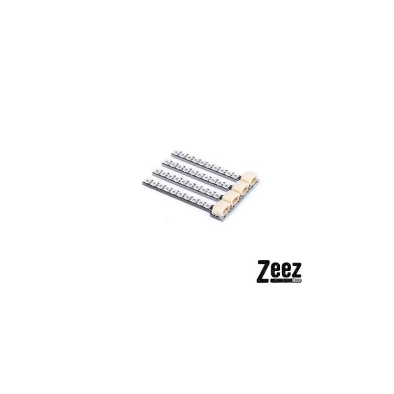 Zeez Design - RGB Led Strip Set (4pc)
