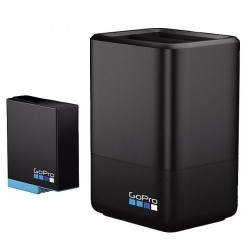 Chargeur Double + Batterie pour GoPro HERO Black 6/7/8