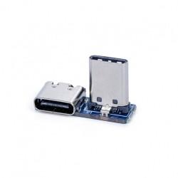 Adaptateur USB Type-C 90°