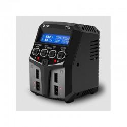 Chargeur SkyRC T100 Duo AC (2-4s jusqu'à 5A - 2x50w)