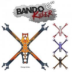 """Sticker pour Châssis Bando Killer 6"""""""
