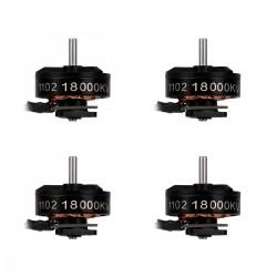 BETAFPV 1102 18000KV Brushless Motor (4pces)