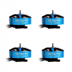 BETAFPV 1505 3600KV Brushless Motors (4pces)