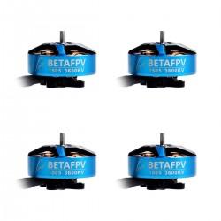 BETAFPV Moteur Brushless 1505 3600KV (4pces)