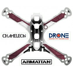 "Sticker pour Châssis Chameleon Ti 5"""