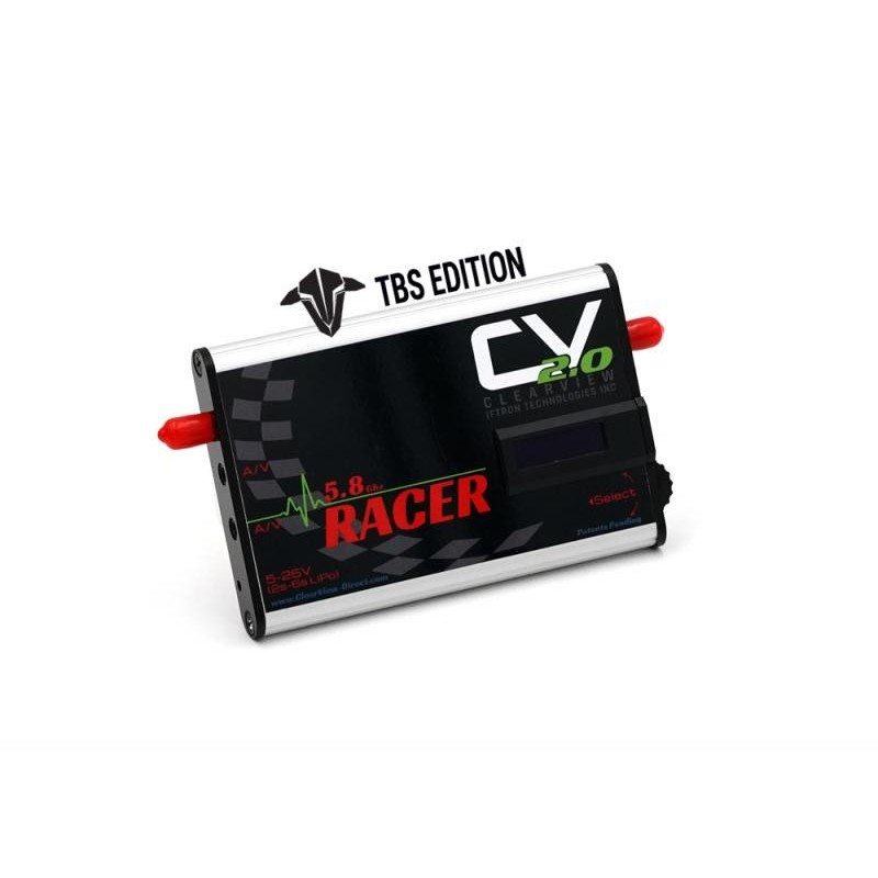 ClearView Racing receiver 2.0 TBS Edition
