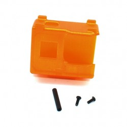 GoPro Hero 8 Mount for Tilt Strap Plate Bando Killer and Bando Killer HD - TPU by DFR