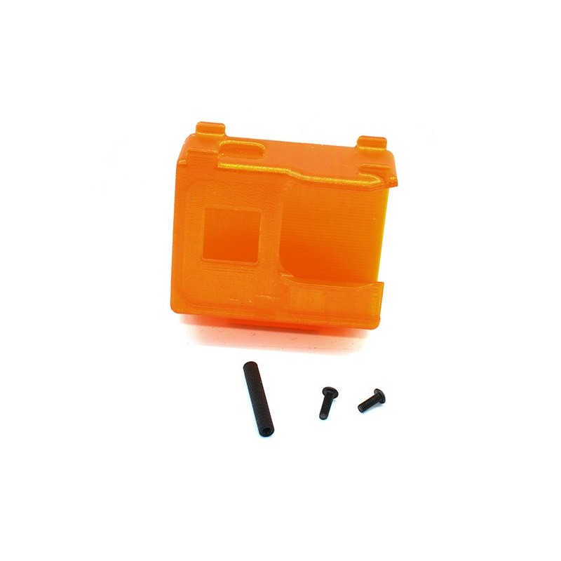 Support GoPro Hero 8 pour Strap Plate inclinable Bando Killer et Bando Killer HD - TPU by DFR