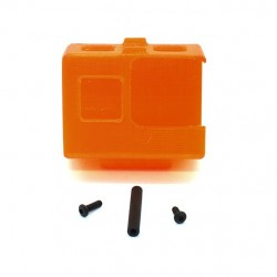 Support GoPro Hero 6 et 7 pour Strap Plate inclinable Bando Killer et Bando Killer HD - TPU by DFR