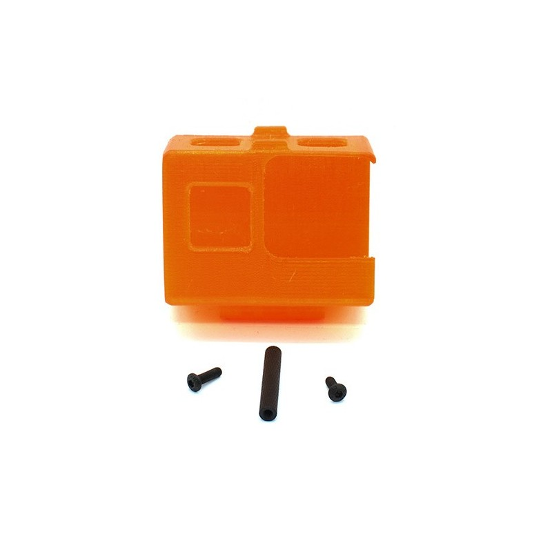GoPro Hero 6 and 7 Mount for Tilt Strap Plate Bando Killer and Bando Killer HD - TPU by DFR