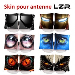 LZR Antenna Skin by DFR