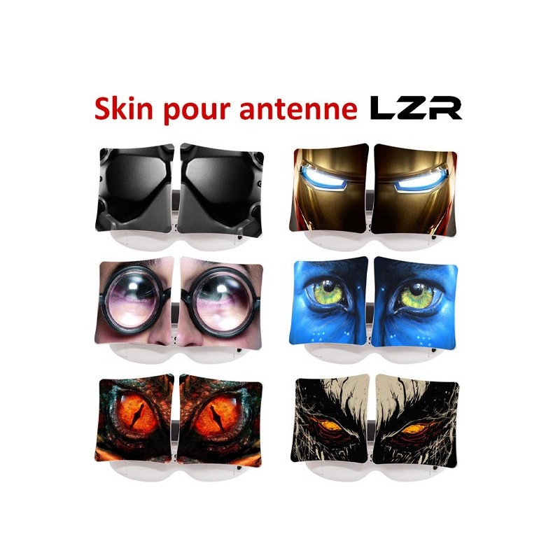 Skin pour antennes LZR by DFR