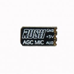 RushFPV AGC Microphone Module
