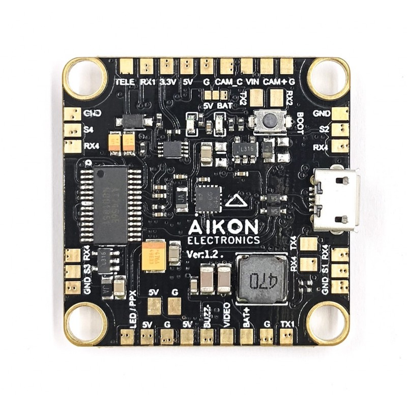 Aikon F4 -OSD - BlackBox - 32Khz