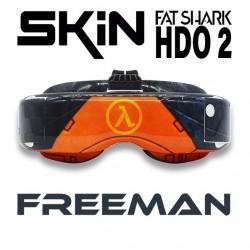 Fatshark HDO2 Skin - Freeman