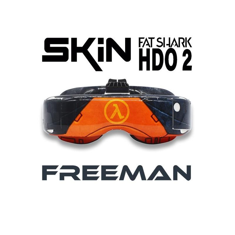 Skin pour Fatshark HDO2 - Freeman