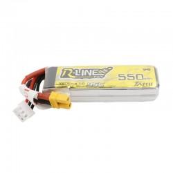 Batterie Lipo Tattu R-Line 2S 550mAh - XT30