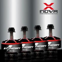 X-NOVA Lightning V2N 2208-1500kv (Boite de 4)