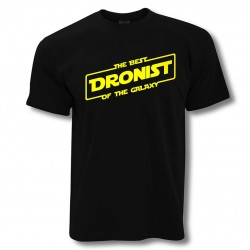 VISU T-Shirt The Best Dronist