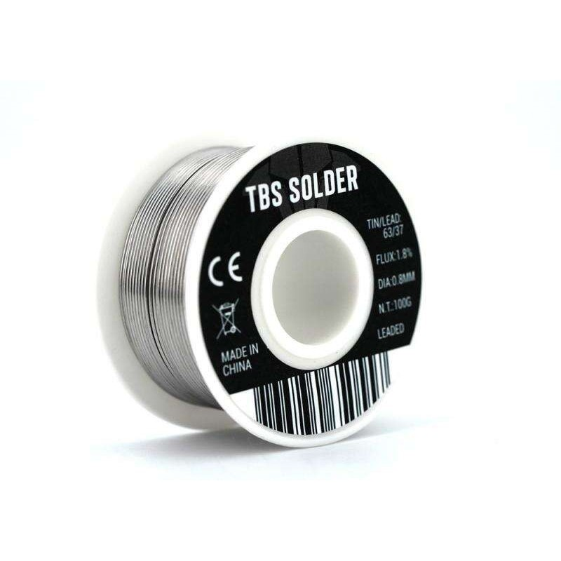 TBS SOLDER 100G
