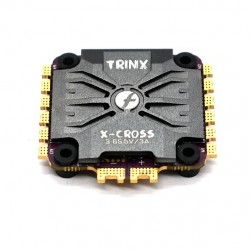 X-Cross 4in1 60A Trinx Edition 3-6S Dshot 1200 ESC