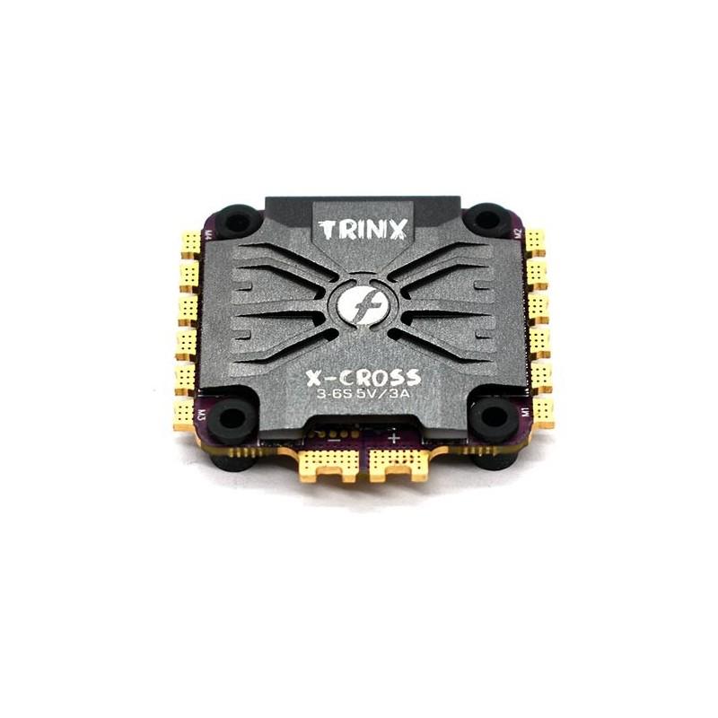 ESC X-Cross 4in1 60A Trinx Edition 3-6S Dshot 1200