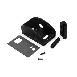 Aluminium Analog receiver case for DJI FPV Goggles