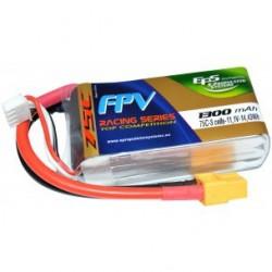 Batterie Lipo EPS 3S 1300mAh 75C/120C