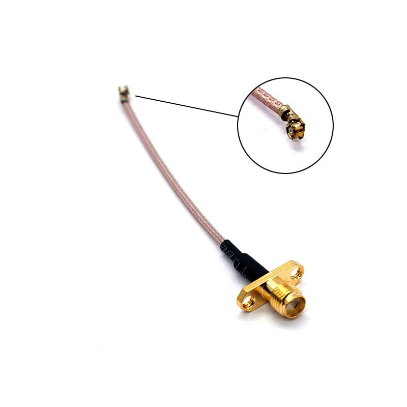 Cable d'antenne U.FL SMA pour VTX