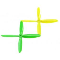 Hélices Quadripales DALPROP QJ5045 - 2xCW+2xCCW
