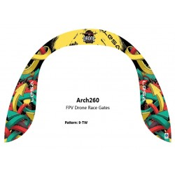 LESA Arch260 Air Gate - 260x175cm