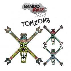 Sticker pour Châssis Bando Killer HD TomZomb