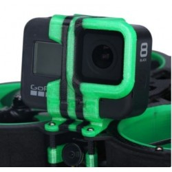 iFlight Support GoPro Hero 8 pour Green Hornet - 15°