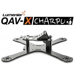 Lumenier QAV-X CHARPU Racing Quad (4mm) - Précommande