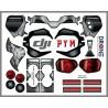 Skin pour DJI - Pym