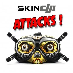 Skin pour DJI - Attacks!