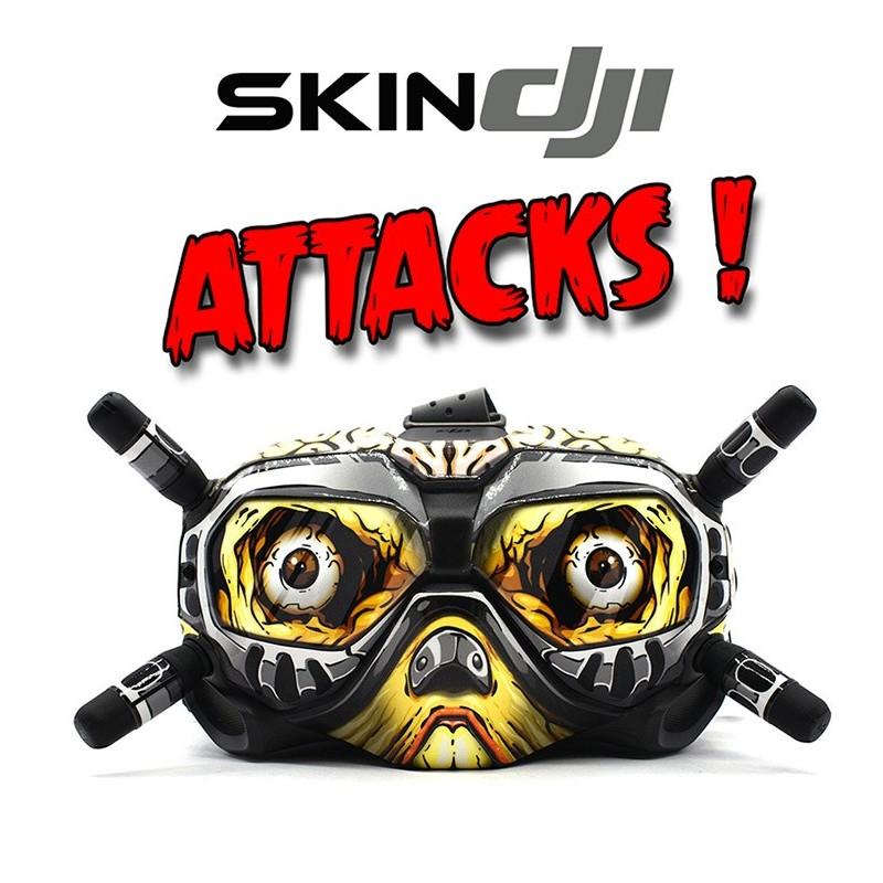 Skin pour DJI - Attacks!