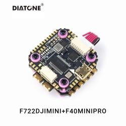 Diatone STACK MAMBA F722DJI MINI F35 3-6S FLIGHT CONTROLLER