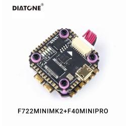 Diatone Stack Mamba F722 Mini MK2 + F40 Pro 6S ESC