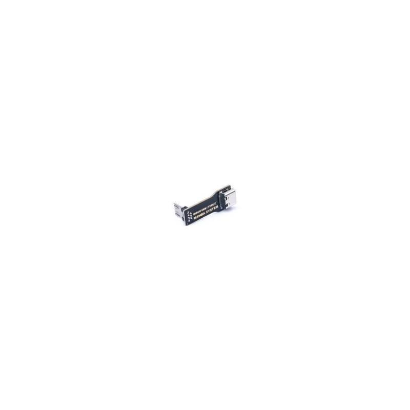 Mamba USB Type-C to Micro USB L shape adaptor