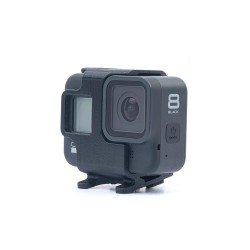 Support GoPro Hero 8 et Filtre ND pour Taycan