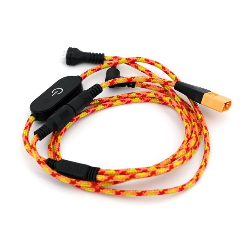 Câble d'alimentation - SYK KABLE