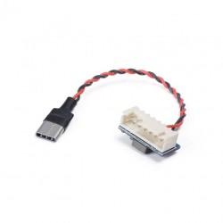 Câble d'alimentation Type-C pour GoPro 6/7/8